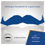 MAP S.Platis supports the #Movember Cyprus awareness campaign