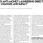 Fifth Anti-Money Laundering Directive: key changes and impact