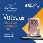 Vote for MAP S.Platis at the iFX EXPO Asia Awards!