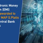 Two Electronic Money Institution (EMI) licenses awarded to clients of  MAP S.Platis by the Central Bank of Cyprus
