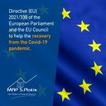 EU amends MIFID II to assist with the impact of COVID-19