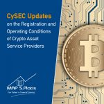 CySEC Updates on the Registration and Operating Conditions of Crypto Asset Service Providers
