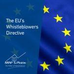 The EU's Whistleblowers Directive